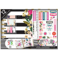 Create 365 - Me and My Big Ideas - Happy Planner® Box Kit – CLASSIC – Botanical