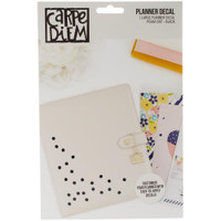Carpe Diem - Planner Decals - Polka Dots - Large