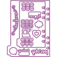 Prima Marketing - My Prima Planner Metal Dies - Shapes #3
