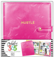 Create 365 - Me and My Big Ideas - The Happy Planner™ Deluxe Cover - Berry - BIG