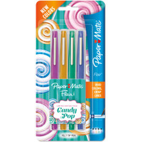 Paper Mate Flair Medium Felt Tip - Set of 4 - Candy Pop
