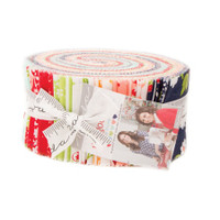 Moda Fabric Precuts Jelly Roll - The Good Life by Bonnie & Camille