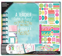 Create 365 - The Happy Planner - Me and My Big Ideas - The Happy Planner® Box Kit - BIG Teacher Edition - Kaleidoscope