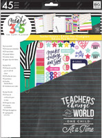 Create 365 - Me and My Big Ideas - The Happy Planner™ Teacher Accessory Pack