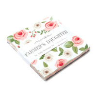 Moda Fabric Precuts Charm Pack - Farmers Daughter by Lella Boutique