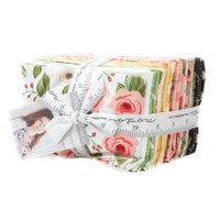 Moda Fabric Precuts Fat Eighth Bundle - Farmers Daughter by Lella Boutique