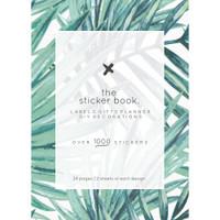 Kaisercraft - Kaiser Style Sticker Book - Oasis