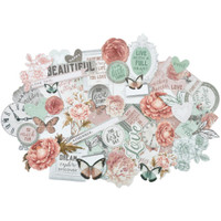 Kaisercraft - Sage & Grace Collectables Cardstock Die-Cuts