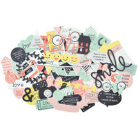 Kaisercraft - Daydreamer Collectables Cardstock Die-Cuts