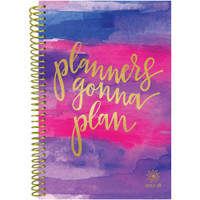 Bloom Daily Planners - 2017-18 Academic Planner - Planners Gonna Plan