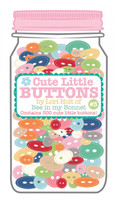 Riley Blake Designs - Lori Holt - Button Jar #3 - Pink