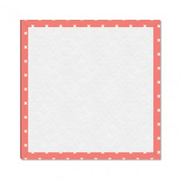 Riley Blake Designs - Lori Holt - 10 inch Design Board - Coral