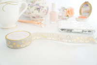 Simply Gilded - Washi Tape - Sweet Swan