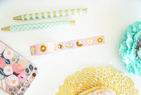 Simply Gilded - Washi Tape - Donut