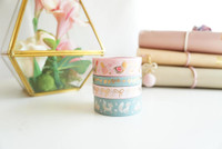 Simply Gilded - Washi Tape - Feelin' Foxy - Set of 4