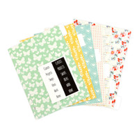 Prima Marketing - Julie Nutting Planner Tabbed Dividers