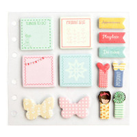 Prima Marketing - Julie Nutting Planner Sticky Notes