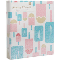 "American Crafts - Memory Planner 7.75"" x 8.75"" - Popsides"