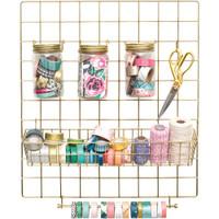 Crate Paper Washi Storage Kit - Gold