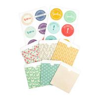 Julie Nutting Planner Inserts - Pockets & Labels