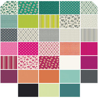Denyse Schmidt Fabrics - Precuts Charm Pack - Washington Depot by Denyse Schmidt