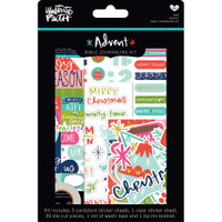 Illustrated Faith Advent Bible Journaling Kit