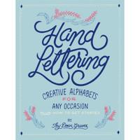 St. Martin's Books - Hand Lettering
