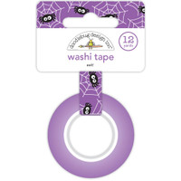 Doodlebug Washi Tape 15mm X 12yd - Eek!