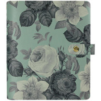 Carpe Diem - Personal Planner - Mint Vintage Floral