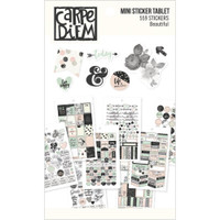 Carpe Diem - Simple Stories - Beautiful Mini Stickers
