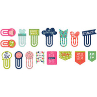 Illustrated Faith Advent Designer Clips - Set of 16