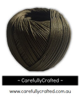 Waxed Hemp Cord - 100 Metre (110 Yards) Roll - Light Brown #WHC4