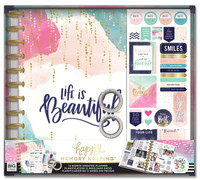 Create 365 - The Happy Planner - Me and My Big Ideas - Happy Memory Keeping™ BIG Box Kit - Life Is Beautiful