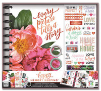 Create 365 - The Happy Planner - Me and My Big Ideas - Happy Memory Keeping™ BIG Box Kit - Every Picture Tells A Story