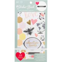 American Crafts - Designer Sticker Book - 1Canoe2