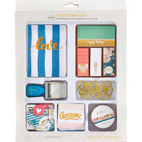 Color Crush Planner & Stationery Accents Kit - Love Everyday
