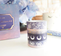 Simply Gilded - Washi Tape - Galaxy 2.0 - Set of 4
