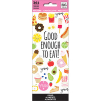 Create 365 - Me and My Big Ideas - The Happy Planner - Food Stickers