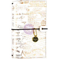 Prima Marketing - Prima Traveler's Journal - Amelia Rose PTJ- Personal Size - Rose