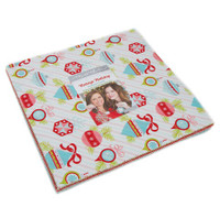 Moda Fabric Precuts Layer Cake - Vintage Holiday by Bonnie & Camille