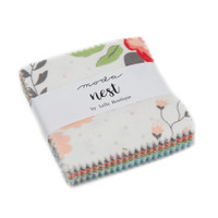 Moda Fabric Precuts - Mini Charm Pack - Nest by Lella Boutique