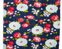 Moda Towelling - The Good Life - Bonnie & Camille - Navy Flowers #920 270