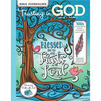 Soho Publishing Bible Journal - Trusting in God