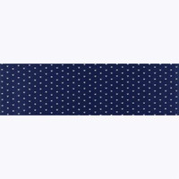 Quilters Bias Binding - The Good Life - Bonnie & Camille for Moda Fabrics - Navy Dot