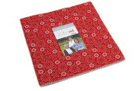Moda Fabric Precuts - Layer Cake - Project Red by Sweetwater