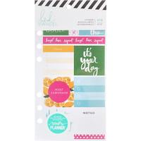 Heidi Swapp - Memory Planner Cardstock Stickers - Fresh Start, Playful