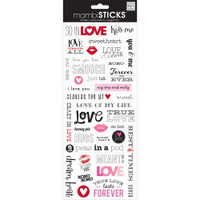 Me and My Big Ideas - The Happy Planner - Specialty Stickers - Love