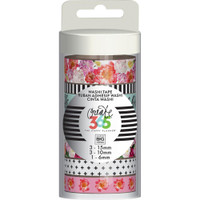Me and My Big Ideas - The Happy Planner - Washi Tape Set - Market Florals
