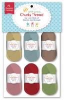 Riley Blake Designs - Lori Holt - Chunky Thread - Set of 6