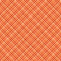 Riley Blake Fabric - Wide Backing - Bee Basics - Lori Holt - Plaid Orange
